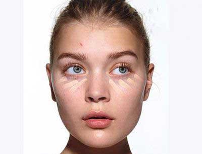 آموزش آرایش صورت به شکل طبیعی