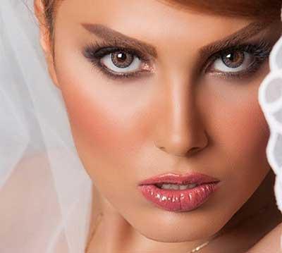 نکاتی برای کوچک تر و زیباتر نشان دادن بینی با آرایش