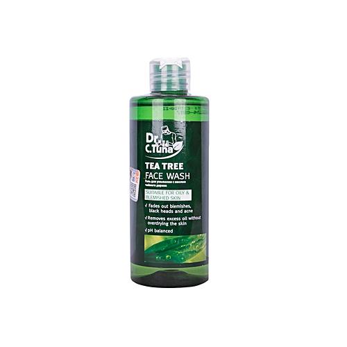tea tree face wash farmasi